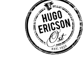 Hugo Ericson Ost Logo
